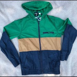UO BDG Color Block Jacket Small